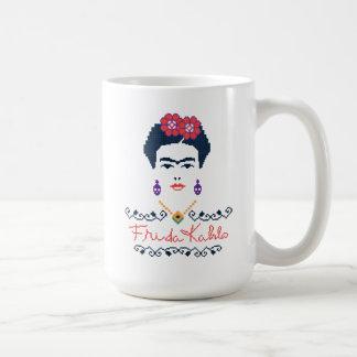 Caneca De Café Frida Kahlo | Viva México