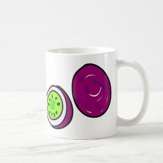 Caneca De Café fruta de paixão
