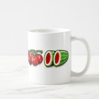 Caneca De Café Frutas do carretel
