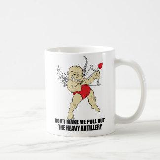 Caneca De Café Fumo resistente do Cupido