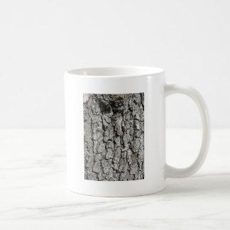 Caneca De Café Fundo da textura do latido de árvore da pera