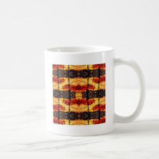Caneca De Café Fusão tribal
