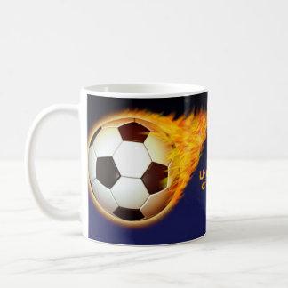 Caneca De Café Futebol quente dos EUA