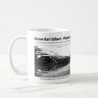 Caneca De Café G K Gilbert IV - abrindo caminho o Geomorphologist