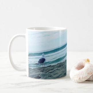 Caneca De Café Gaivota de mar