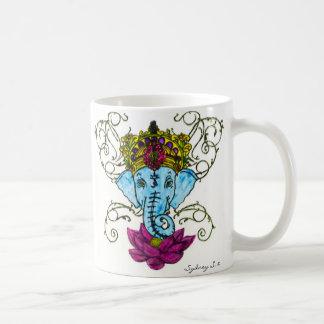 Caneca De Café Ganesha