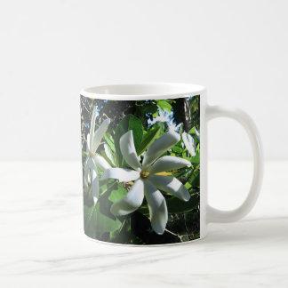 Caneca De Café Gardenia de Tahitian