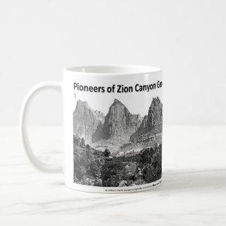 Caneca De Café Garganta de Zion mim - a geologia abre caminho a