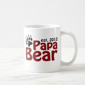 Caneca De Café garra de urso 2012 da papá