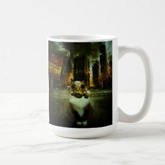 Caneca De Café Gatinho da precipitação