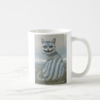 Caneca De Café Gato de Cheshire