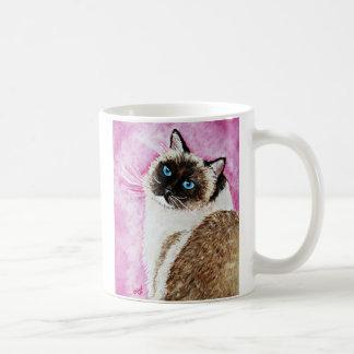 Caneca De Café gato do ragdoll
