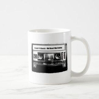 Caneca De Café Gaveta da velha escola