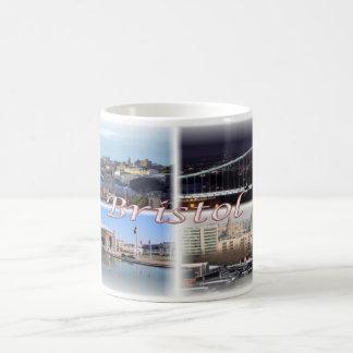Caneca De Café GB Inglaterra -   Bristol -