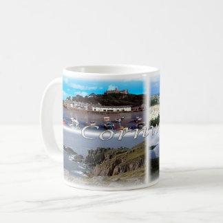 Caneca De Café GB Inglaterra - Cornualha -
