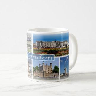 Caneca De Café GB Inglaterra - Londres -