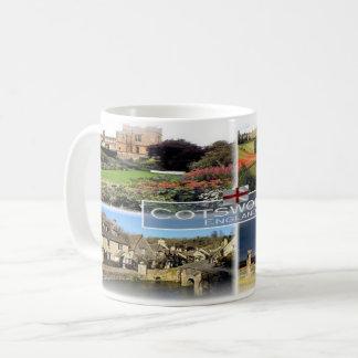 Caneca De Café GB Inglaterra - o Cotswolds -
