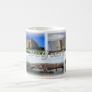 Caneca De Café GB Irlanda do Norte - Belfast -