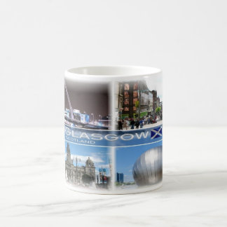 Caneca De Café GB Scotland - Glasgow -