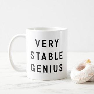 Caneca De Café Gênio muito estável