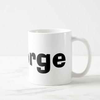 Caneca De Café George