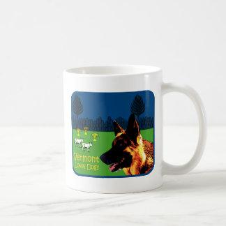 Caneca De Café German shepherd de Vermont
