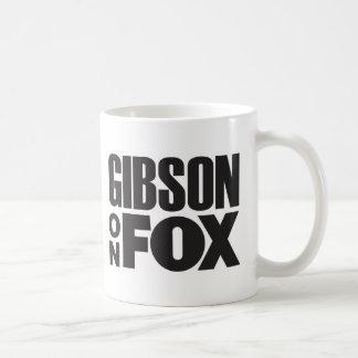 Caneca De Café Gibson na RAPOSA