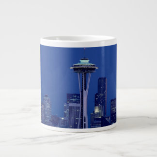 Caneca De Café Gigante Agulha do centro maravilhosa do espaço de Seattle