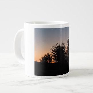 Caneca De Café Gigante Beleza do deserto