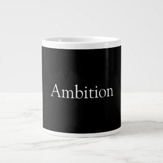 Caneca De Café Gigante Copo da ambição