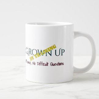 Caneca De Café Gigante Dificuldade acima de formação crescida zero