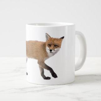 Caneca De Café Gigante Fox vermelho