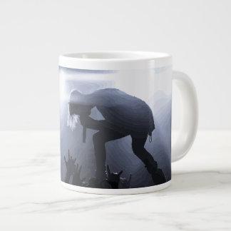 Caneca De Café Gigante Grite-o para fora!