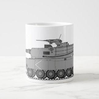 """Caneca De Café Gigante Petroleiro - armadura - o """"melhor trabalho que eu"""