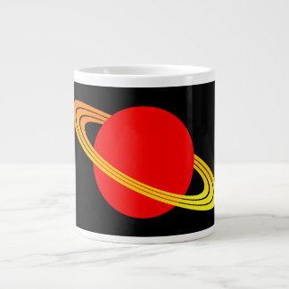 Caneca De Café Gigante Saturn
