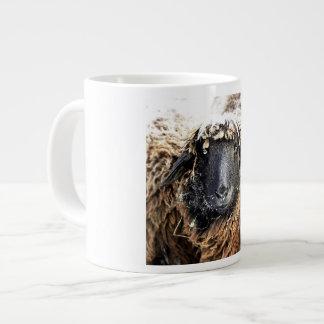 Caneca De Café Gigante taça de ovelha