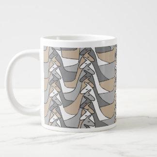 Caneca De Café Gigante Um copo dos lamas