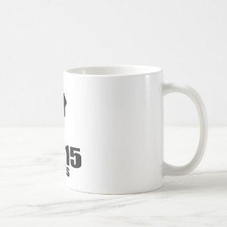 Caneca De Café Girando 15 como um chefe
