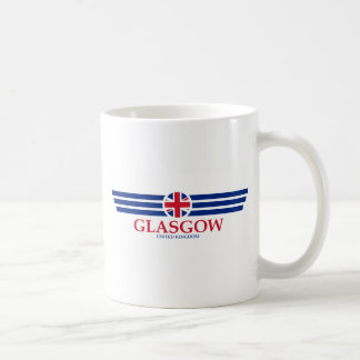 Caneca De Café Glasgow