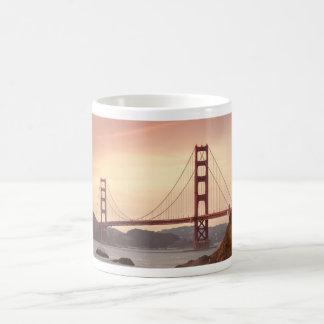 Caneca De Café Golden Gate icónico San Francisco Califórnia da
