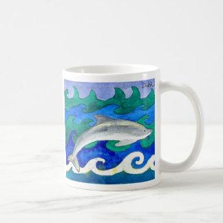 Caneca De Café golfinho