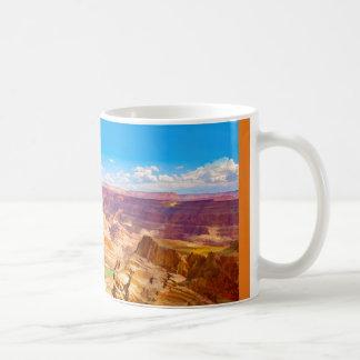 Caneca De Café Grand Canyon do ponto de Eagle