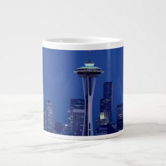 Caneca De Café Grande Agulha do centro maravilhosa do espaço de Seattle