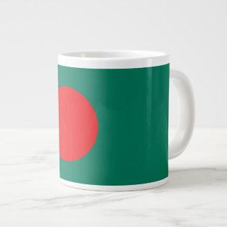Caneca De Café Grande Bandeira de Bangladesh