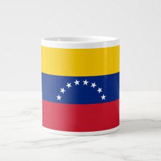 Caneca De Café Grande Bandeira de Venezuela