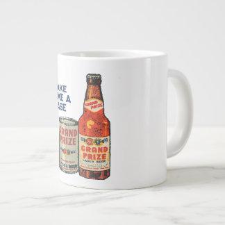 Caneca De Café Grande Cerveja de cerveja pilsen premiada grande neta um