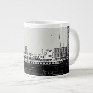 Caneca De Café Grande Foto dos 1890's de Virgínia @ Milwaukee do navio