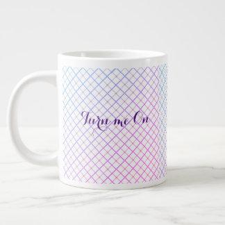 Caneca De Café Grande gire-me sobre