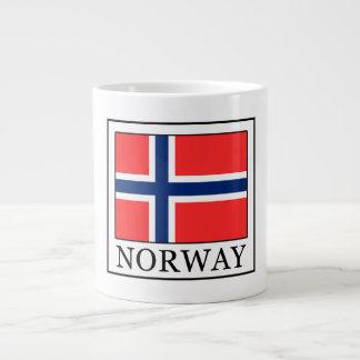 Caneca De Café Grande Noruega