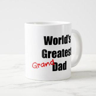 Caneca De Café Grande O grande Grandad do mundo